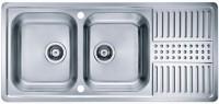 Кухонная мойка Alveus Pixel 50