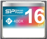 Карта памяти Silicon Power CompactFlash 400x 16Gb