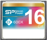 Карта памяти Silicon Power CompactFlash 600x 16Gb
