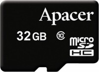 Карта памяти Apacer microSDHC Class 10 16Gb