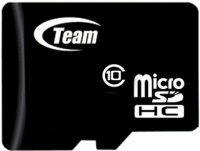 Карта памяти Team Group microSDHC Class 10 8Gb