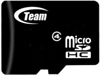 Карта памяти Team Group microSDHC Class 4  4Gb