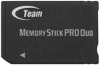 Карта памяти Team Group Memory Stick Pro Duo 4Gb