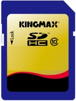 Фото - Карта памяти Kingmax SDHC Class 10 32Gb