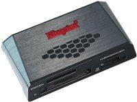 Картридер/USB-хаб Kingston USB 3.0 Media Reader