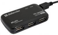 Фото - Картридер/USB-хаб Defender Combo