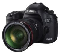 Фотоаппарат Canon EOS 5D Mark III kit 24-105