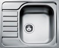 Кухонная мойка Teka Universal 1B 1D 58