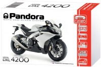 Автосигнализация Pandora DXL 4200