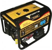 Электрогенератор Forte FG 8000E