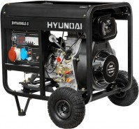 Электрогенератор Hyundai DHY6000LE-3