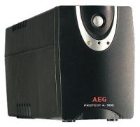 Фото - ИБП AEG Protect Alpha 500