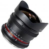 Фото - Объектив Samyang 8mm T3.8 Aspherical IF MC Fish-eye CS