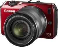 Фото - Цифровой фотоаппарат Canon EOS M kit 18-55