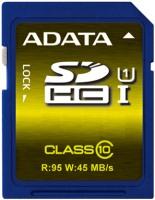 Карта памяти A-Data Premier Pro SDHC UHS-I U1 16Gb