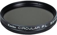 Фото - Светофильтр Kenko Circular PL 55mm