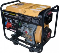 Электрогенератор Forte FGD 6500E3