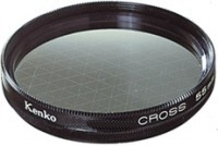 Светофильтр Kenko R-Cross Screen 72mm