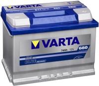 Автоаккумулятор Varta Blue Dynamic