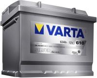 Автоаккумулятор Varta Silver Dynamic