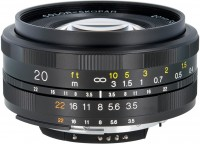 Объектив Voigtlaender 20mm f/3.5 Color Skopar SLII