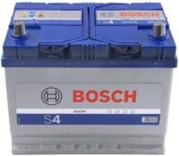 Автоаккумулятор Bosch S4 Silver Asia