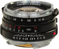 Объектив Voigtlaender 40mm f/1.4 Nokton