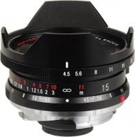 Объектив Voigtlaender 15mm f/4.5 Super Wide Heliar