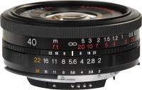 Объектив Voigtlaender 40mm f/2.0 Ultron SLII
