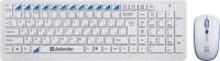 Клавиатура Defender Skyline 895 Nano