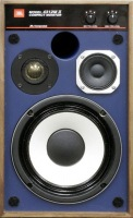 Фото - Акустическая система JBL Studio Monitor 4312M II