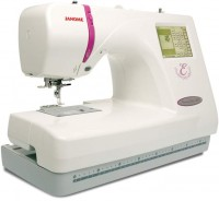 Швейная машина, оверлок Janome MC 350