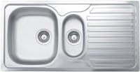 Кухонная мойка Interline EC 318