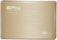 SSD накопитель Silicon Power Slim S70 SP120GBSS3S25