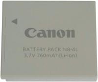Фото - Аккумулятор для камеры Canon NB-4L