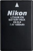 Фото - Аккумулятор для камеры Nikon EN-EL9