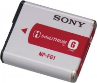 Фото - Аккумулятор для камеры Sony NP-FG1