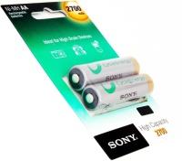 Аккумуляторная батарейка Sony Cycle Energy 2xAA 2700 mAh