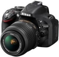 Фото - Фотоаппарат Nikon D5200 kit 18-55