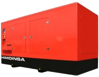 Электрогенератор Himoinsa HFW-350 T5