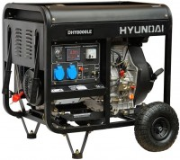 Электрогенератор Hyundai DHY8000LE