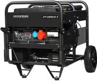 Фото - Электрогенератор Hyundai HY12000LE-3