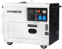 Фото - Электрогенератор Hyundai DHY8000SE