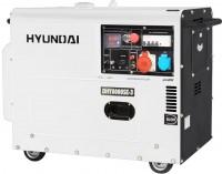 Электрогенератор Hyundai DHY8000SE-3
