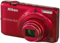 Фото - Фотоаппарат Nikon Coolpix S6500