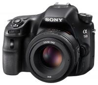 Фотоаппарат Sony A58 kit 18-55