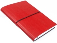 Блокнот Ciak Ruled Notebook Medium Red