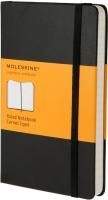 Блокнот Moleskine Ruled Notebook Large Black