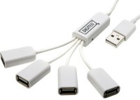 Картридер/USB-хаб Digitus DA-70216