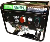 Электрогенератор Iron Angel EG 5500E3